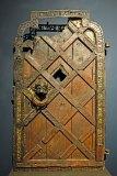 Hrad Křivoklát, dveře do stříbrnice