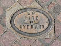 Fire hydrant, Namibie
