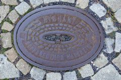 Hydrant,  Bopp & Reuther Mannheim