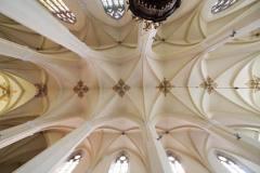 Vyšší Brod, kostel Nanebevstoupení Panny Marie