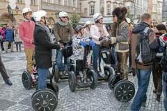 Prague Segway live guided tour