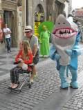 Shark a Shrek