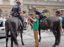 Atraktivní policie