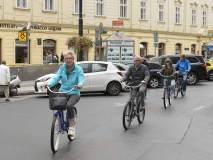 Cykloturisté