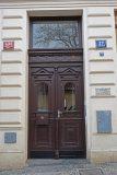 Praha,  Všehrdova 27