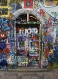 Praha, Malá Strana, Lenonova zeď