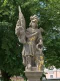 Soběslav, náměstí Republiky