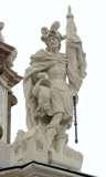 Uherské Hradiště, Mariánský sloup