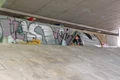 Bydlení pod mostem