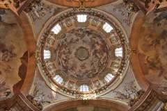 Praha, Malostranské náměstí, kostel sv. Mikuláše