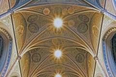 Praha, Vinohrady, Náměstí Míru, kostel sv. Ludmily