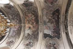 Praha, Nové Město,  chrám svatých Cyrila a Metoděje