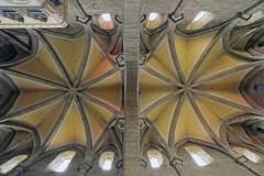 Třebíč, bazilika sv. Prokopa, chór