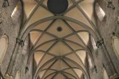 Třebíč, bazilika sv. Prokopa, hlavní loď