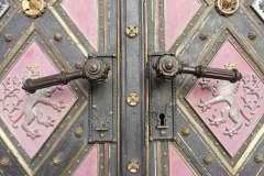 Praha, Vyšehrad, kostel sv. Petra a Pavla