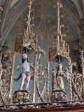 Křivoklát, kaple Korunovace Panny Marie