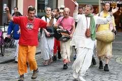 Lidé v Praze