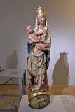Tismice, kostel Nanebevstoupení Panny Marie, 1410