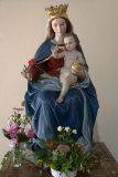 Mariánské lázně, kostel Nanebevstoupení Panny Marie