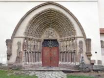 Předklášteří u Tišnova, bazilika kláštera Porta coeli