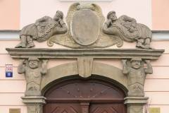 Česká Lípa, náměstí T. G.Masaryka