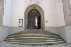Jindřichův Hradec, kostel Nanebevzetí Panny Marie