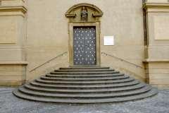 Praha, Staré Město, kostel Sv. Mikuláše