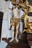 Třeboň, kostel Panny Marie Královny a sv. Jiljí