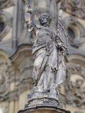 Olomouc, sloup Njsvětější Trojice
